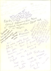 Page 4, 1984 Edition, Thompson Middle School - Monarch Yearbook (Middletown, NJ) online yearbook collection