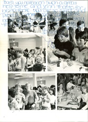 Page 6, 1984 Edition, Thompson Middle School - Monarch Yearbook (Middletown, NJ) online yearbook collection