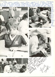 Page 7, 1984 Edition, Thompson Middle School - Monarch Yearbook (Middletown, NJ) online yearbook collection