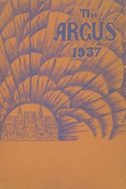 1937 Edition, Dunn Middle School - Argus Yearbook (Trenton, NJ)