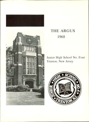 Page 5, 1968 Edition, Dunn Middle School - Argus Yearbook (Trenton, NJ) online yearbook collection