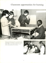 Page 8, 1968 Edition, Dunn Middle School - Argus Yearbook (Trenton, NJ) online yearbook collection