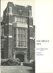Page 5, 1972 Edition, Dunn Middle School - Argus Yearbook (Trenton, NJ) online yearbook collection