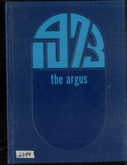 1973 Edition, Dunn Middle School - Argus Yearbook (Trenton, NJ)