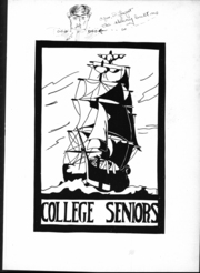 Page 17, 1934 Edition, Centenary College - Hack Yearbook (Hackettstown, NJ) online yearbook collection