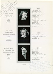 Page 17, 1938 Edition, Centenary College - Hack Yearbook (Hackettstown, NJ) online yearbook collection