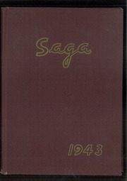 1943 Edition, Bloomfield College - Saga Yearbook (Bloomfield, NJ)