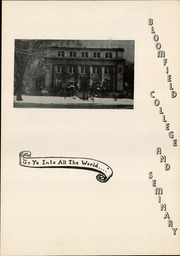 Page 7, 1943 Edition, Bloomfield College - Saga Yearbook (Bloomfield, NJ) online yearbook collection