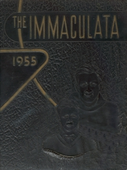 Trenton Catholic Boys High School - Immaculata Yearbook (Trenton, NJ) online yearbook collection, 1955 Edition, Page 1