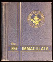 Trenton Catholic Boys High School - Immaculata Yearbook (Trenton, NJ) online yearbook collection, 1957 Edition, Page 1