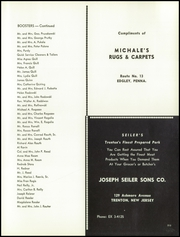 Page 217, 1958 Edition, Trenton Catholic Boys High School - Immaculata Yearbook (Trenton, NJ) online yearbook collection