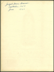 Page 2, 1960 Edition, Trenton Catholic Boys High School - Immaculata Yearbook (Trenton, NJ) online yearbook collection
