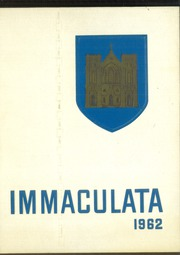 Trenton Catholic Boys High School - Immaculata Yearbook (Trenton, NJ) online yearbook collection, 1962 Edition, Page 1