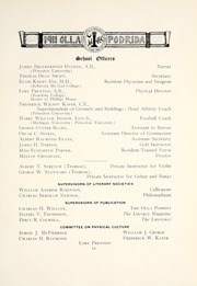 Page 17, 1911 Edition, Lawrenceville School - Olla Podrida Yearbook (Lawrenceville, NJ) online yearbook collection