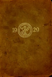 1929 Edition, Lawrenceville School - Olla Podrida Yearbook (Lawrenceville, NJ)