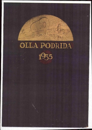 Page 1, 1935 Edition, Lawrenceville School - Olla Podrida Yearbook (Lawrenceville, NJ) online yearbook collection
