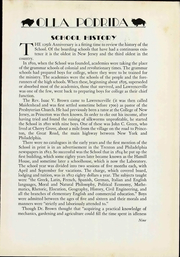 Page 13, 1935 Edition, Lawrenceville School - Olla Podrida Yearbook (Lawrenceville, NJ) online yearbook collection