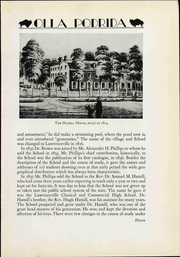 Page 15, 1935 Edition, Lawrenceville School - Olla Podrida Yearbook (Lawrenceville, NJ) online yearbook collection