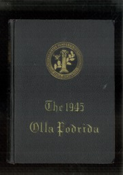 1945 Edition, Lawrenceville School - Olla Podrida Yearbook (Lawrenceville, NJ)