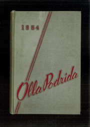 1954 Edition, Lawrenceville School - Olla Podrida Yearbook (Lawrenceville, NJ)
