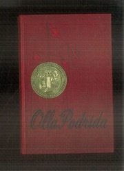 1965 Edition, Lawrenceville School - Olla Podrida Yearbook (Lawrenceville, NJ)