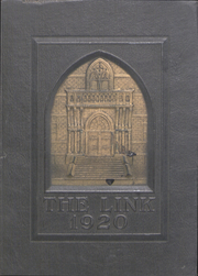 1920 Edition, Stevens Institute of Technology - Link Yearbook (Hoboken, NJ)