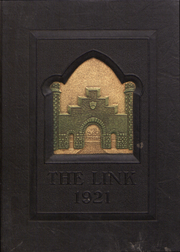 1921 Edition, Stevens Institute of Technology - Link Yearbook (Hoboken, NJ)