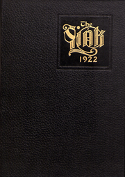 1922 Edition, Stevens Institute of Technology - Link Yearbook (Hoboken, NJ)