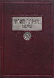 1927 Edition, Stevens Institute of Technology - Link Yearbook (Hoboken, NJ)