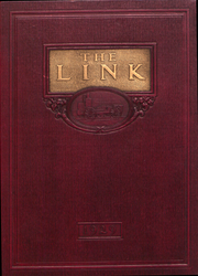 1929 Edition, Stevens Institute of Technology - Link Yearbook (Hoboken, NJ)