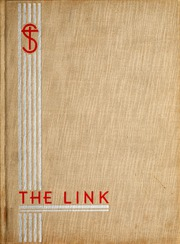 1934 Edition, Stevens Institute of Technology - Link Yearbook (Hoboken, NJ)