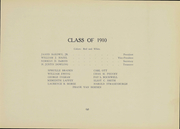 Page 11, 1910 Edition, Montclair Academy - Yearbook (Montclair, NJ) online yearbook collection