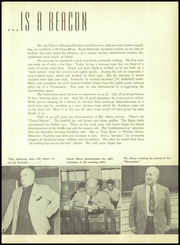 Page 11, 1952 Edition, Montclair Academy - Yearbook (Montclair, NJ) online yearbook collection