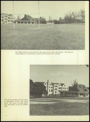 Page 12, 1952 Edition, Montclair Academy - Yearbook (Montclair, NJ) online yearbook collection