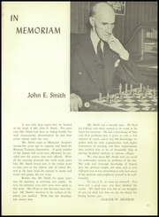 Page 15, 1952 Edition, Montclair Academy - Yearbook (Montclair, NJ) online yearbook collection