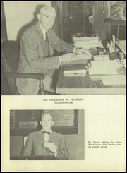 Page 16, 1952 Edition, Montclair Academy - Yearbook (Montclair, NJ) online yearbook collection