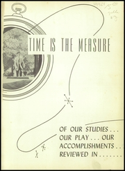 Page 5, 1952 Edition, Montclair Academy - Yearbook (Montclair, NJ) online yearbook collection