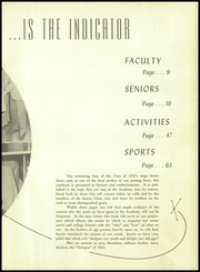 Page 9, 1952 Edition, Montclair Academy - Yearbook (Montclair, NJ) online yearbook collection