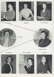 Page 11, 1956 Edition, Montclair Academy - Yearbook (Montclair, NJ) online yearbook collection