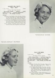 Page 17, 1956 Edition, Montclair Academy - Yearbook (Montclair, NJ) online yearbook collection