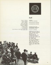 Page 10, 1964 Edition, Montclair Academy - Yearbook (Montclair, NJ) online yearbook collection