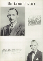 Page 12, 1955 Edition, Hun School of Princeton - Edgerstounian Yearbook (Princeton, NJ) online yearbook collection