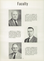 Page 14, 1955 Edition, Hun School of Princeton - Edgerstounian Yearbook (Princeton, NJ) online yearbook collection
