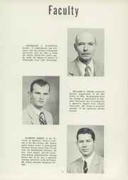 Page 15, 1955 Edition, Hun School of Princeton - Edgerstounian Yearbook (Princeton, NJ) online yearbook collection