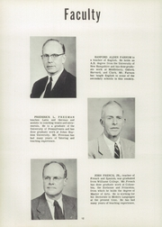 Page 16, 1955 Edition, Hun School of Princeton - Edgerstounian Yearbook (Princeton, NJ) online yearbook collection