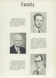 Page 17, 1955 Edition, Hun School of Princeton - Edgerstounian Yearbook (Princeton, NJ) online yearbook collection