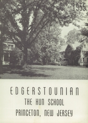 Page 7, 1955 Edition, Hun School of Princeton - Edgerstounian Yearbook (Princeton, NJ) online yearbook collection