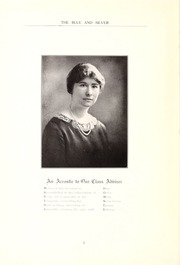 Page 12, 1924 Edition, Kean University - Memorabilia Yearbook (Newark, NJ) online yearbook collection