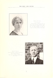 Page 13, 1924 Edition, Kean University - Memorabilia Yearbook (Newark, NJ) online yearbook collection