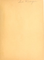 Page 3, 1941 Edition, Kean University - Memorabilia Yearbook (Newark, NJ) online yearbook collection